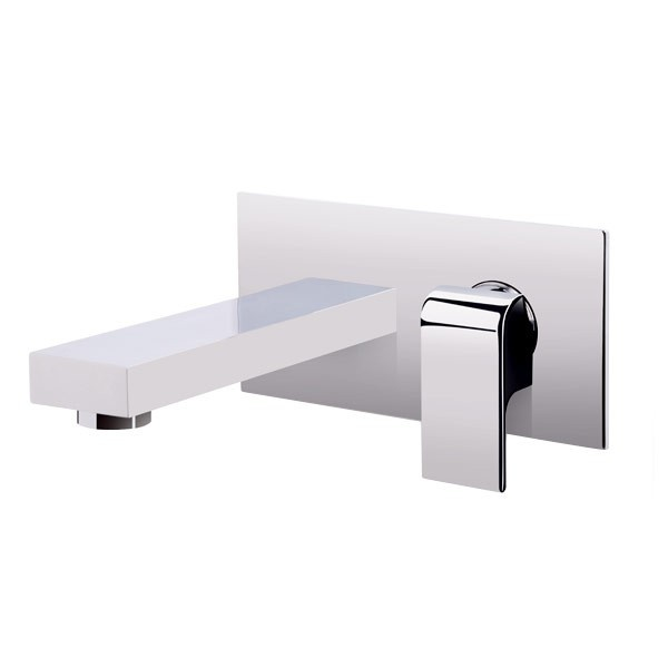 Plaza Wall Mounted Bath Filler Tap. £199.95. Www.taps.co.