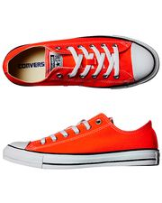 CONVERSE+WOMENS+CHUCK+TAYLOR+ALL+STAR+SEASONAL+SHOE+-+FIERY+CORAL+on+http://www.surfstitch.com