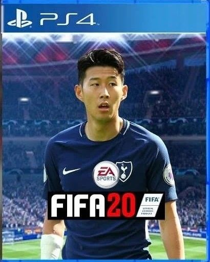 Son for FIFA 20 Cover! Yes or No   fifa  fifa20  fifa19  5d60c6839bc36