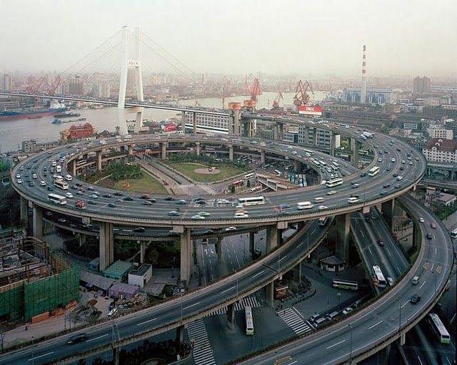 Intersecciones de autopistas incomprensibles (Fotos) | Rincón Abstracto