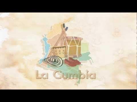 Trajes típicos de Colombia, Cumbia