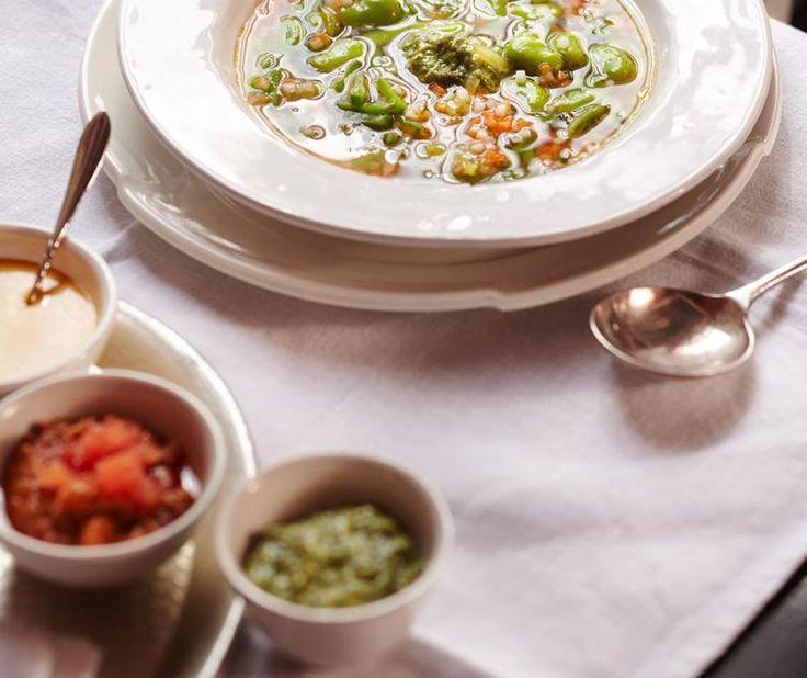Tomaten-Pesto Rezept - [ESSEN UND TRINKEN]