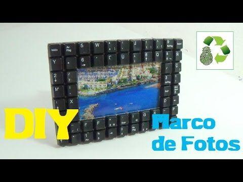 143. DIY MARCO (RECICLAJE DE TECLADOS)