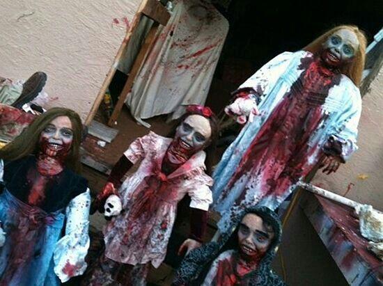 8 best Halloween ideas images on Pinterest Carnivals, Halloween - zombie halloween ideas