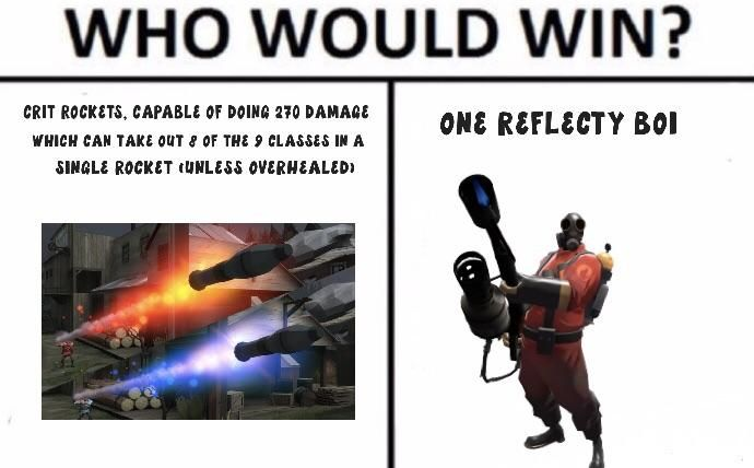 Made A Who Would Win Meme Hope You Enjoy Games Teamfortress2 Steam Tf2 Steamnewrelease Gaming Valve Winning Meme Team Fortress 2 Tf2 Memes