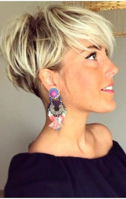 Pixie Cuts for Round Face The stylish pixie cuts for round face are recognized as popular among women who prefer to wear short hair. The original hair..., Pixie Cuts