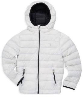 Ralph Lauren Toddler's, Little Boy's & Boy's Lightweight Packable Jacket