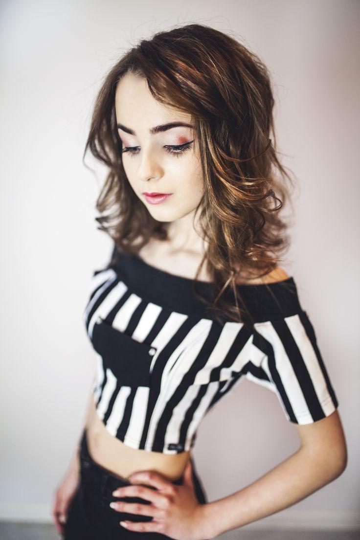 Makeup & Stylist & Hair: Marzena Żygadło  Foto: Rafał Pyrdoł  Model: Joanna Leśnik