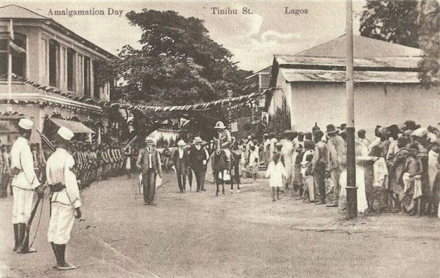 PICTURE OF THE DAY: Lagos Colony, Jan 1st, 1914 | Nigeria News Today. Your online Nigerian Newspaper