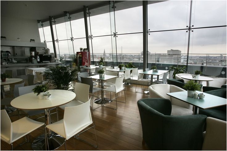 Cafe 7th floor... lunch anyone?