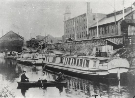"history of the erie canal Categories: bicentennial, cayuga/seneca canals, champlain canal, eastern erie canal, history, oswego canal, western erie canal we currently travel on the third generation of the erie canal, commonly referred to as the ""barge canal"" 2018 celebrates the centennial of the opening of this version of the canal system."