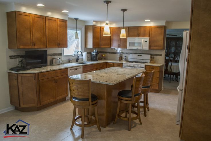 Kitchen In Buffalo NY By The Kaz Companies Kaz Home Improvements
