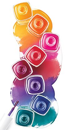 silk watercolor - collections by essie