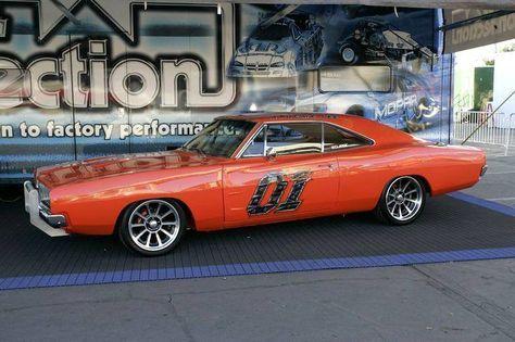 '69 Dodge Charger - General Lee inspired