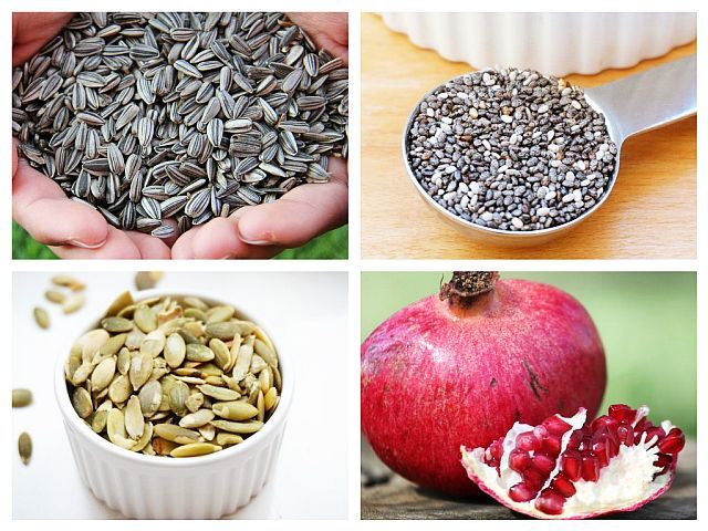 Cei hrăniți cu semințe s-au arătat mai frumoși decât cei hrăniți cu multe desfătări. În Biblie, semințele sunt asociate cu