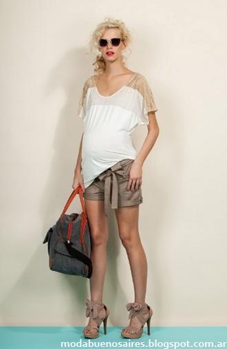 Venga Madre primavera verano 2013. Ropa para embarazadas.