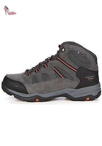 Hi-Tec Bottes de pluie BANDERA II MID WP homme - Chaussures hi tec (*Partner-Link)