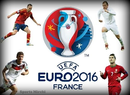 Get the complete 24 qualified teams list for 2016 Euro championship schedules to play from 10 June to 10 July in France.