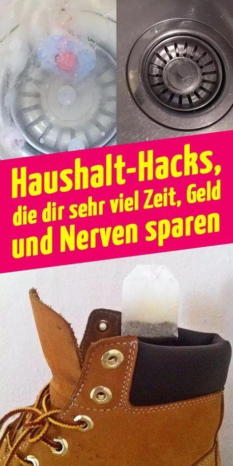 17 Haushalts-Hacks, die dir viel Zeit, Geld und Nerven sparen – Manuela Körner