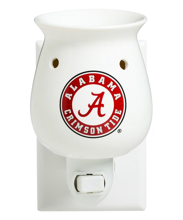 Look at this Alabama Crimson Tide EverScent Night-Light Warmer on #zulily today!
