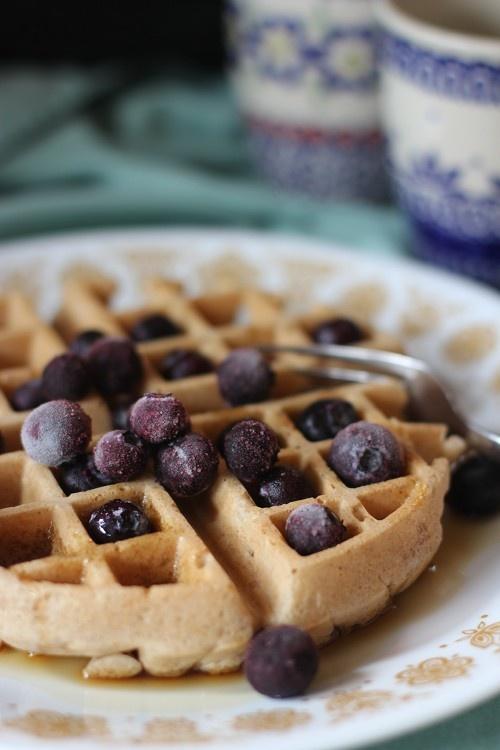 Annunciation Waffles (Allergen-Free)  http://www.andthesethygifts.com/2013/04/08/annunciation-waffles-allergen-free/