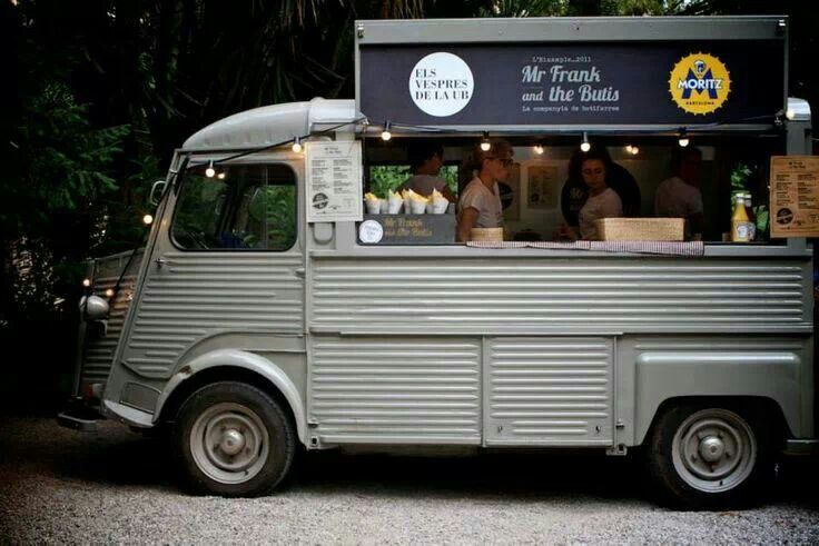 Do Food Trucks Compete With Brick And Mortar Restaurants
