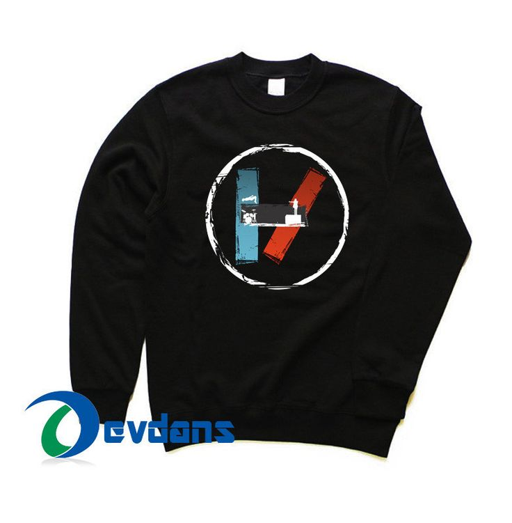 twenty one pilots Holding On To You logo Sweatshirt size S,M,L,XL,2XL,3XL