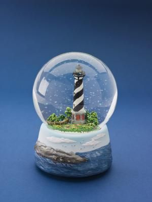 124 Best Lighthouses In Snowglobes Images On Pinterest