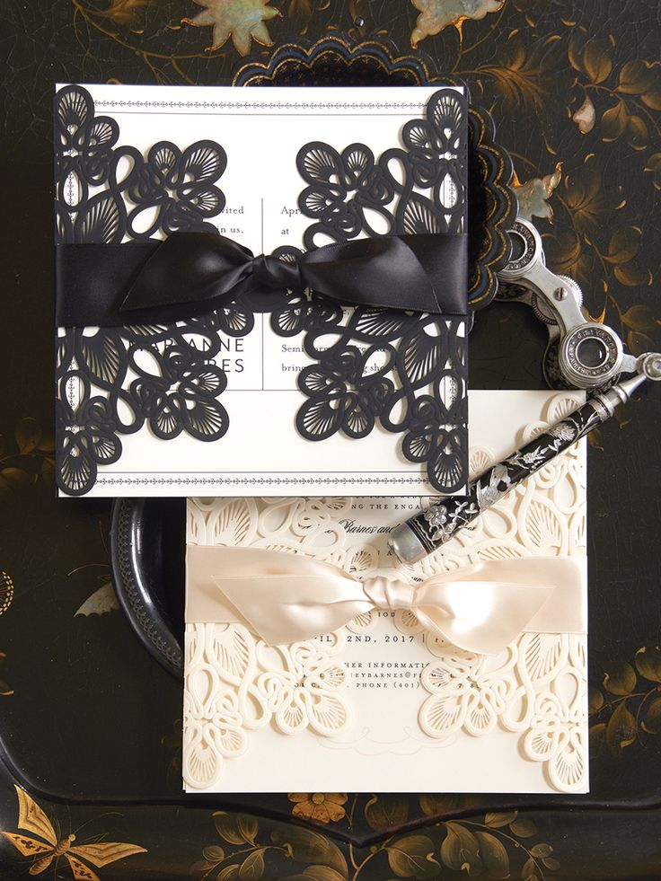 16 best Wedding Invitations images on Pinterest | Anna griffin cards ...
