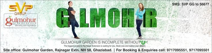 Gulmohar Garden  Buy your dream luxury home at Raj Nagar Ext.