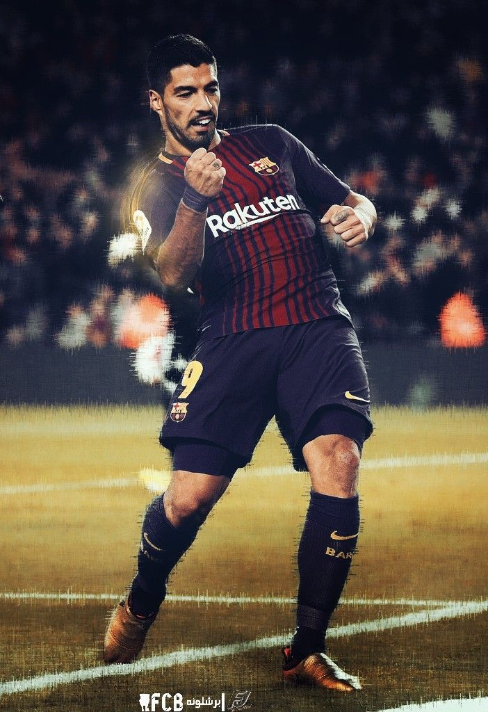Suarez Wallpaper Barcelona Pinterest Fc Barcelona Football