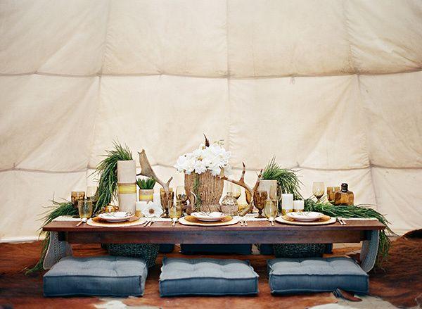 botanical wedding ideas - photo by Clayton Austin - view more: http://ruffledblog.com/southwestern-desert-wedding-ideas