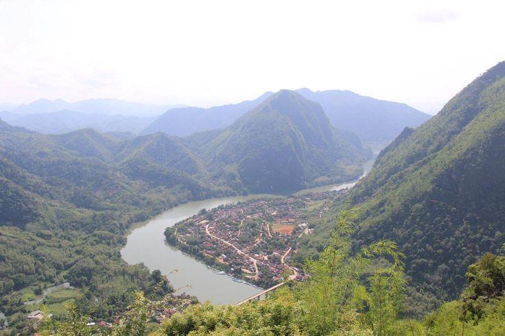 Nong Kiau Viewpoint Laos [OC] [5472 x 3648]
