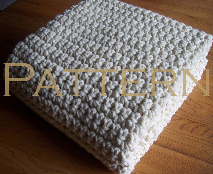 Crochet Patterns Large Hook : Crochet Patterns