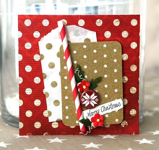 Andrine og Marens Landhandleri - anma.no - Blog - Christmascard by Dt Ann-Katrin.
