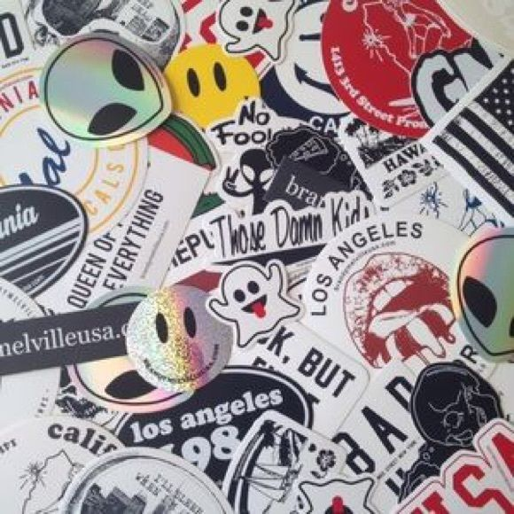 Shop Women's Brandy Melville size OS Other at a discounted price at Poshmark. Description: 20 random Brandy Melville stickers !!! New !!. Sold by emily000000. Fast delivery, full service customer support.