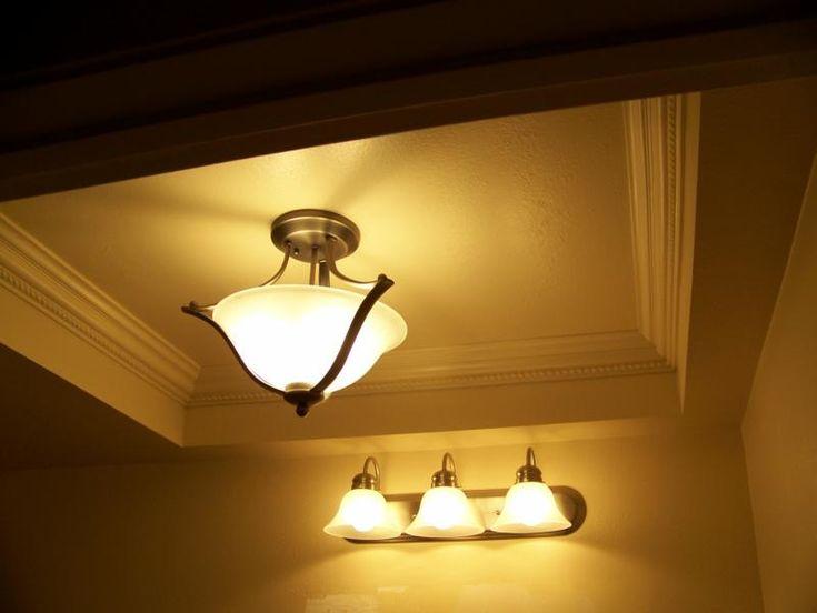 1000 images about kitchen lighting on pinterest light for Updating bathroom light fixtures