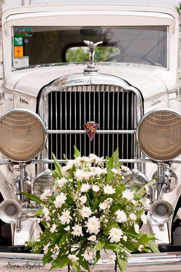 721 best wedding detail images on pinterest wedding dressses retro car decor wedding retro classic romantic and chic junglespirit Image collections