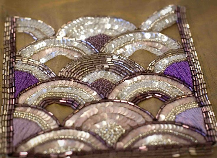 Plays With Needles: Setting the Stage: Tambour Beading Masterclass