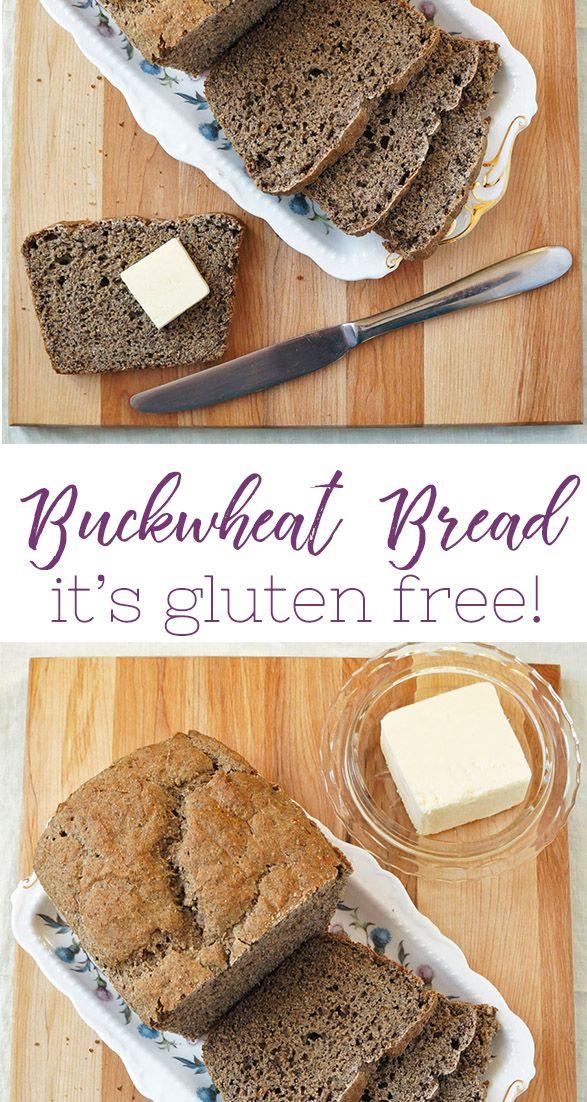 Gluten Free Honey Oat Bread Recipe Buckwheat Bread Bread