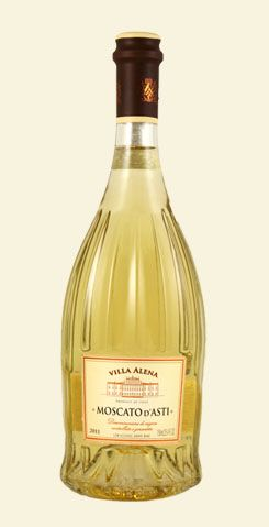 I admit I'm a light-weight, and i dont really like the taste of alcohol for the most part. That said, Villa Alena Moscato d'Asti, which I buy at Trader Joe's is one of three wines I will actually drink. Sparkly, sweet and delicious.