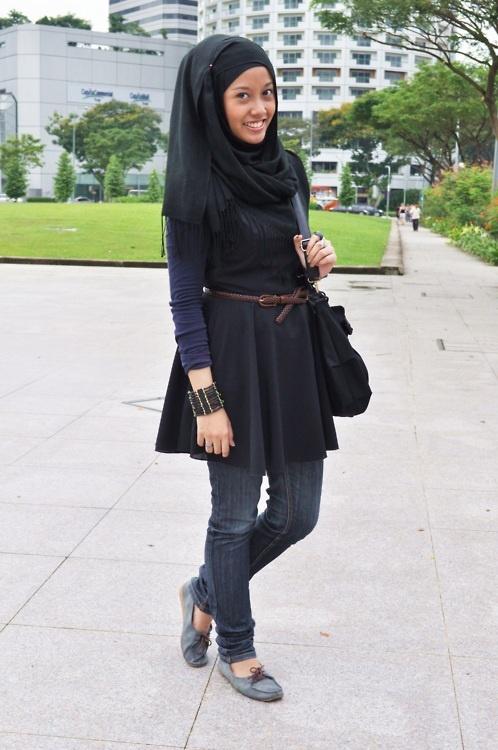 Nyde muslim cute girls
