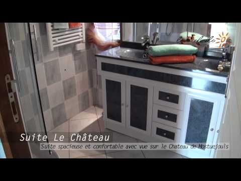 Location chambre d'hôtes familiale ou suite : invitation aux vacances dans le sud de la france avec vue sur le château de Mostuéjouls | Le Soleilo - Chambres d'hôtes de charme entre Aveyron et Lozère