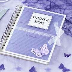 Gæstebog til lykønskninger - Panduro Hobby