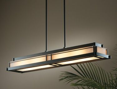 Hi Terry:  Joe would like to have this fixture over the billiard table instead of the one we selected.  He wanted a lower hanging fixture.  This is HF 137710.  Thanks!