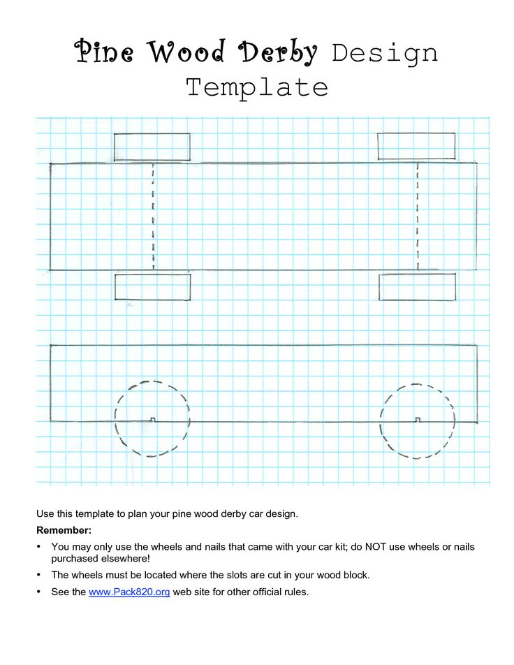 Pinterestu0027te 25u0027ten fazla benzersiz Pinewood derby car templates - pinewood derby template