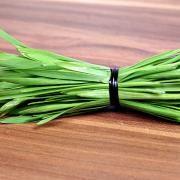 Bündel von Weizengras