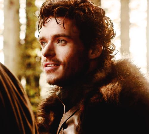 Robb Stark loveee this picture