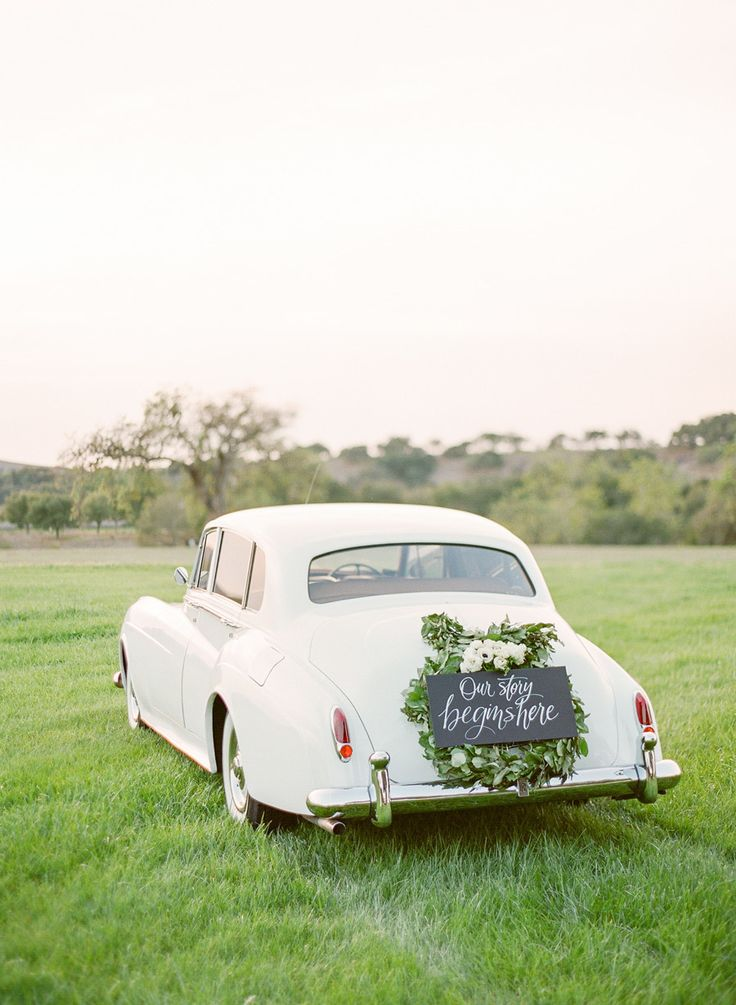 6 months before - Plan day-of transportation: http://www.stylemepretty.com/2016/02/03/wedding-planning-timeline/
