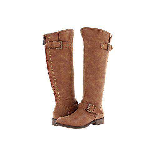 (マッデンガール) Madden Girl レディース シューズ・靴 ブーツ Cactuss 並行輸入品  新品【取り寄せ商品のため、お届けまでに2週間前後かかります。】 カラー:Cognac Paris 商品番号:ol-8181805-38764 詳細は http://brand-tsuhan.com/product/%e3%83%9e%e3%83%83%e3%83%87%e3%83%b3%e3%82%ac%e3%83%bc%e3%83%ab-madden-girl-%e3%83%ac%e3%83%87%e3%82%a3%e3%83%bc%e3%82%b9-%e3%82%b7%e3%83%a5%e3%83%bc%e3%82%ba%e3%83%bb%e9%9d%b4-%e3%83%96%e3%83%bc/